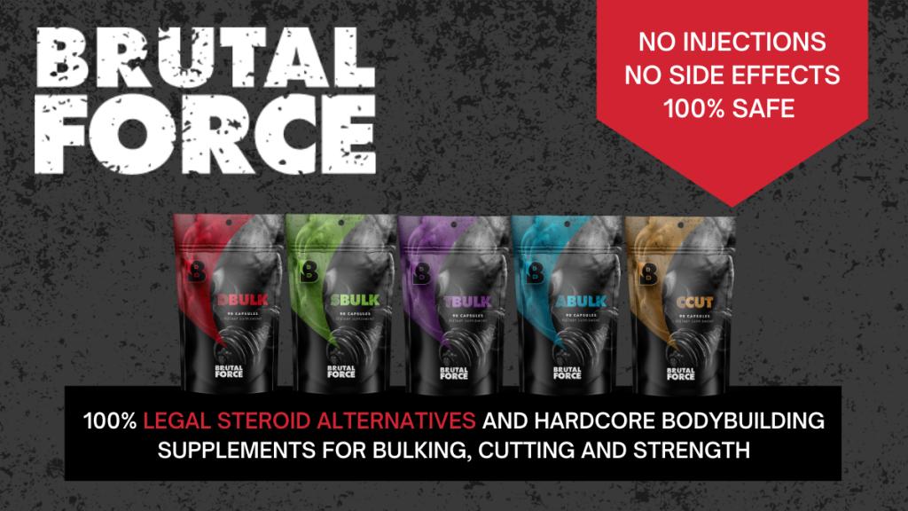 Brutal Force - Legal Steroid Alternatives