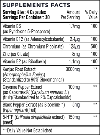 Hourglass Fit Ingredients List