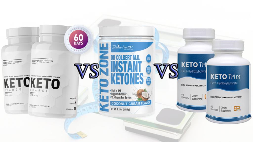 Keto Charge vs Instant Ketones vs Keto Trim Parkinsons Exercise Review